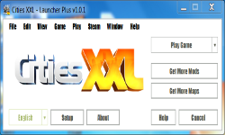 Cities XXL - Launcher