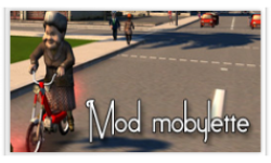 Mod Mobylette